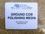 GROUND COB POLISHING MEDIA (5 LBS)
