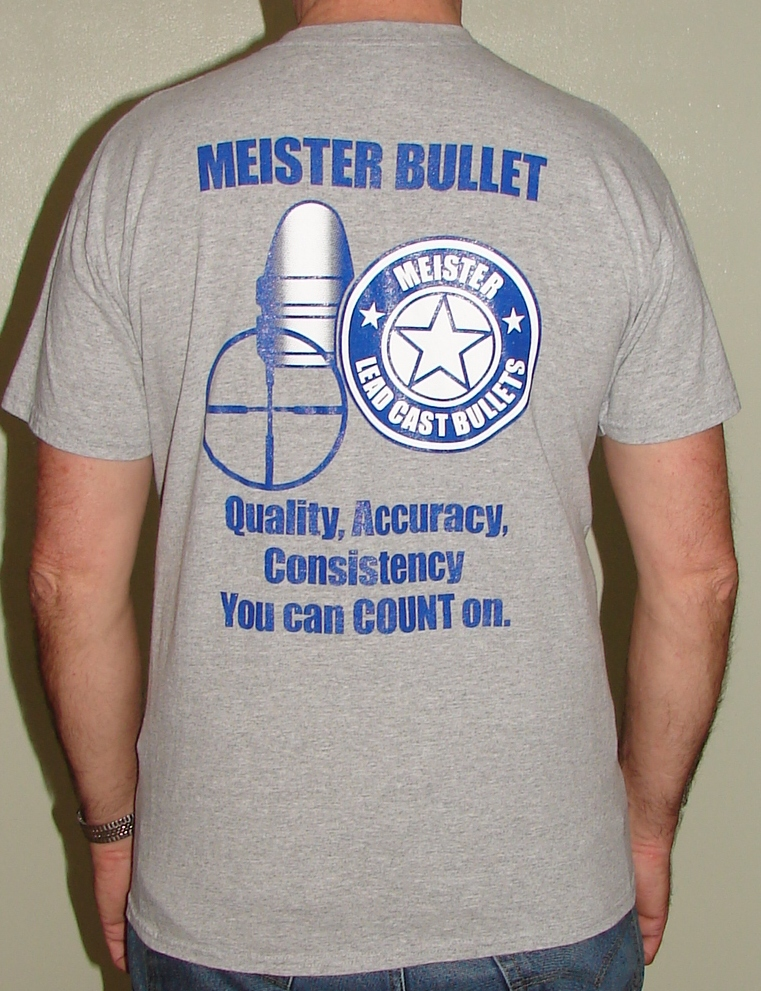 Meister Logo Shirt-Short Sleeve