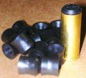 X-RING Rubber Bullet .38 CAL./9MM